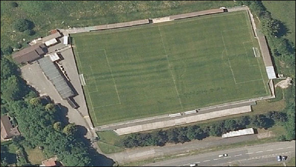 Colwyn Bay fc Stadium The Home of Colwyn Bay fc